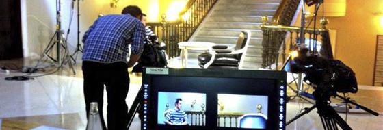 """Dirección de Fotografía de Visual Media Broadcast en """"El Gran Debate""""."""