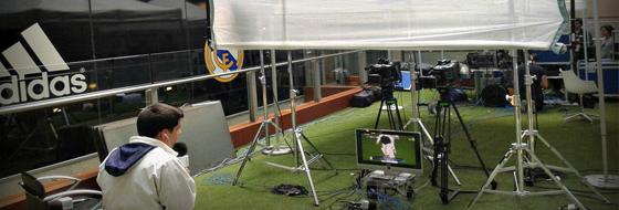 La Champions y Real Madrid TV.