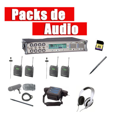 Packs de Audio