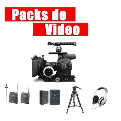 Packs de Vídeo