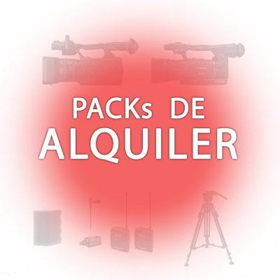 Packs de Alquiler