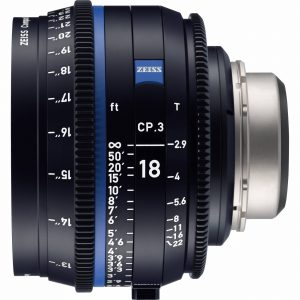 Zeiss CP.3 18mm T2.9
